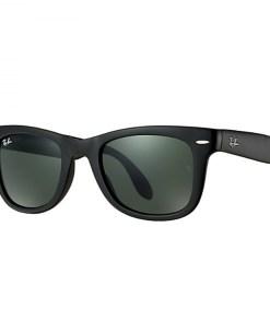 Ochelari de soare unisex Wayfarer Folding Ray-Ban RB4105 601S