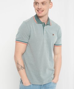 Tricou polo regular fit Luwin 3468489