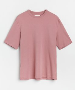 Reserved - Tricou simplu, din bumbac Pima PREMIUM -