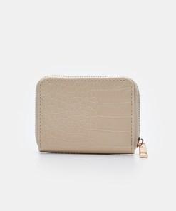 Sinsay - Mini-portofel cu textură - Ivory