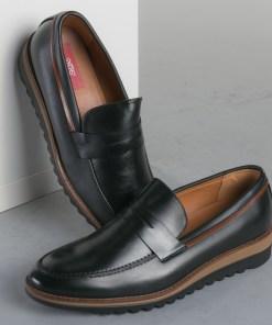 Pantofi barbati Trick negri