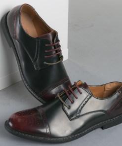 Pantofi barbati Vlad grena
