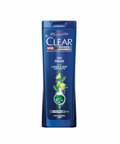 Sampon pentru par normal Clear Men 24h Fresh, 400 ml
