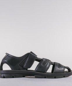 Sandale barbati Daniel negre