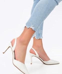 Pantofi stiletto Valona Albi