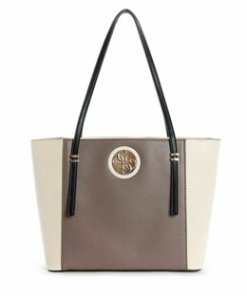 Geanta tote Guess Open Road