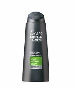 Sampon de par Dove Men+Care Clean Fresh, 400 ml