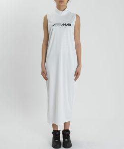 Rochie Sportswear Dress White / Black White / Black