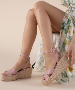 Sandale cu platforma Sheilla Roz