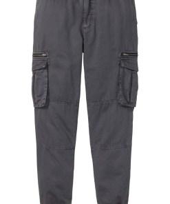 Pantaloni cargo Regular Fit, drepţi - gri