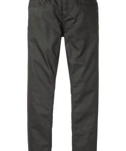 Pantaloni cu luciu discret - gri