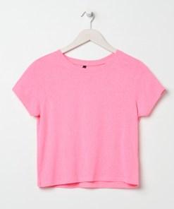 Sinsay - Tricou de damă - Roz