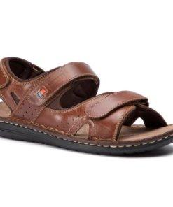 Sandale Lasocki for men MI07-A700-A554-07 Piele naturală - Netedă