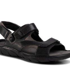 Sandale Lasocki for men MI08-C271-726-33 Piele naturală - Nubuc