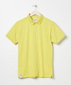 Sinsay - Tricou polo - Verde
