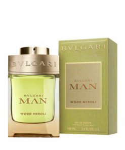 Apa de parfum Bvlgari Man Wood Neroli pentru barbati