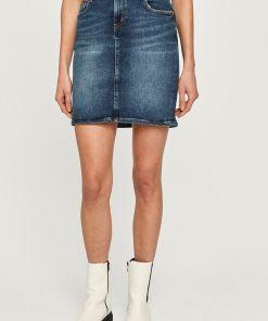 Tommy Jeans - Fusta jeans PPY8-SDD097_55J