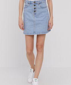 Lee - Fusta jeans PPY8-SDD0CE_50X