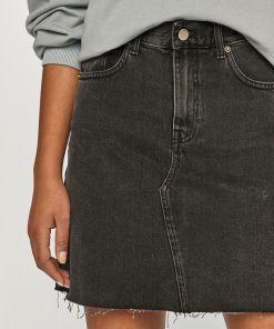 Dr. Denim - Fusta jeans PPY8-SDD0D6_99X