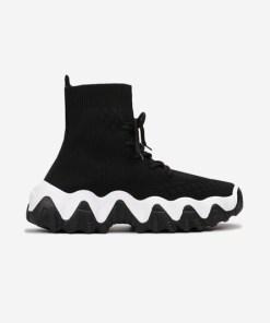 Sneakers High-Top Grinon Negri