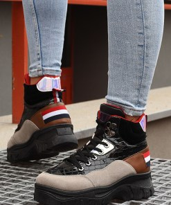Sneakers High-Top Montena V1 Negri