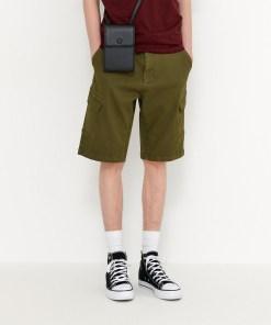 House - Pantaloni scurți cu buzunare - Kaki