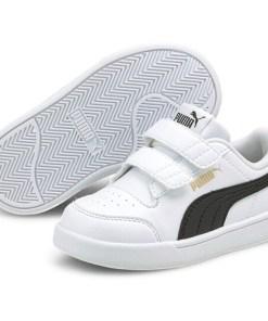 Pantofi sport copii Puma Shuffle V Inf 37569002