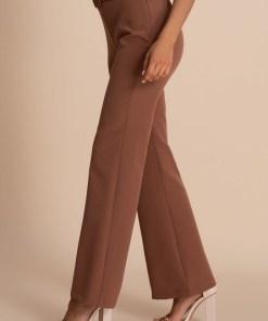 Pantaloni dama Martina Camel