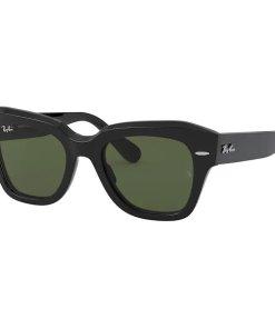Ochelari de soare unisex Ray-Ban RB2186 901/31