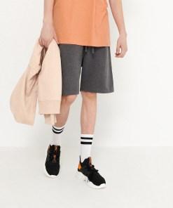 House - Pantaloni scurți sportivi - Gri