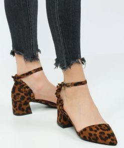 Pantofi cu toc Metony Maro