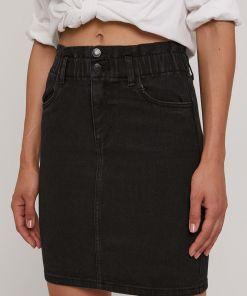 Vero Moda - Fusta jeans 99KK-SDD01A_99X