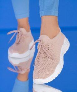 Adidasi Textil Roz Carmella X2617