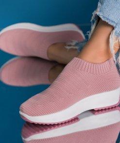 Adidasi Textil Roz Sunny X1863