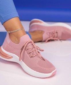 Adidasi Textil Roz Yasmine X2485