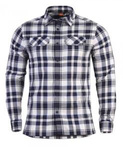 Pentagon Drifter flannel  cămașă, albă