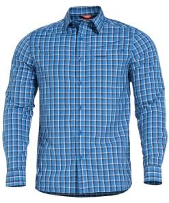 Pentagon Snoop long cămașă, albastră