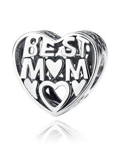 Talisman din argint de Ziua Mamei