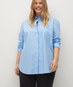 Tricou regular fit din bumbac Blus 3631561