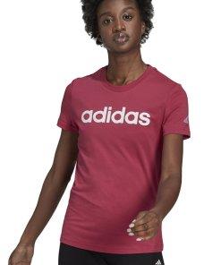 Tricou slim fit cu logo Essentials 3745139