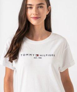 Tricou relaxed fit cu imprimeu logo 3947554