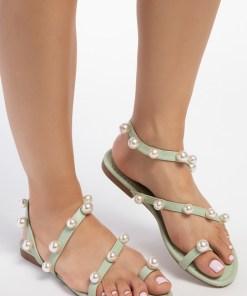 Sandale dama Leida Verzi
