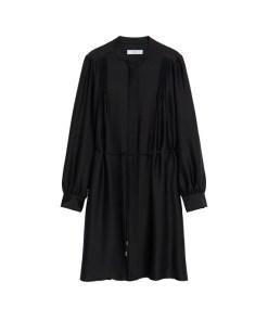 MANGO Rochie tip bluză 'Albani'  negru