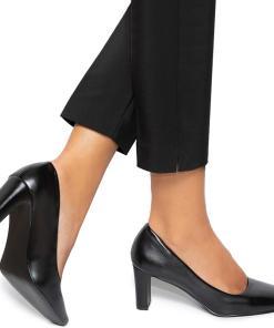Pantofi dama Lizbeth, Negru