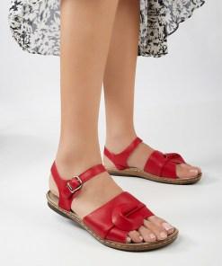 Sandale dama Nubia Rosii