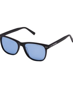 Ochelari de soare unisex Polarizen WD5020 C1 BLACK