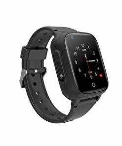 Ceas Smartwatch TND Wear Goofy, 4G, pentru copii, GPS, WiFi, foto, telefon, rezistent la apa, touchscreen, negru