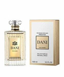 Apa de parfum New Brand Perfumes Dani, 100 ml, pentru femei