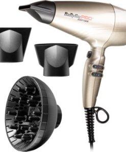 BaByliss PRO Rapido BAB7000IGE uscător de păr profesional, cu ionizator BBLRAPW_KDRY11
