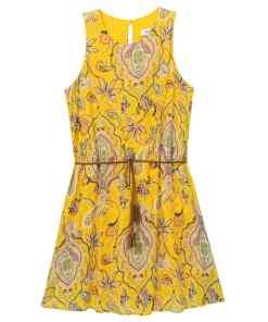 Desigual Rochie de vară 'ADRIANA'  galben / mai multe culori